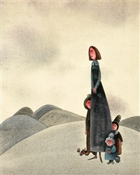 mother and sons by avigail yoresh
