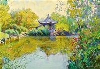 亭子 by andrii ialanskyi