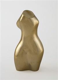 weiblicher torso by karl hartung