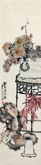博古花卉 by xu sunmu