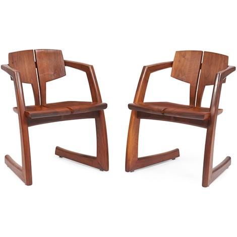 American Craft Chairs By H. Wayne Raab