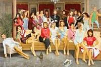 all models party by jaromir kocourek