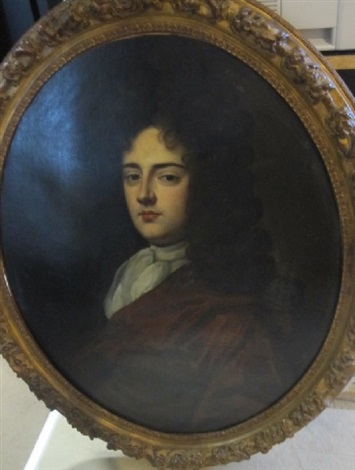 portrait de gentilhomme by sir peter lely