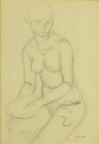 nude by léopold gottlieb