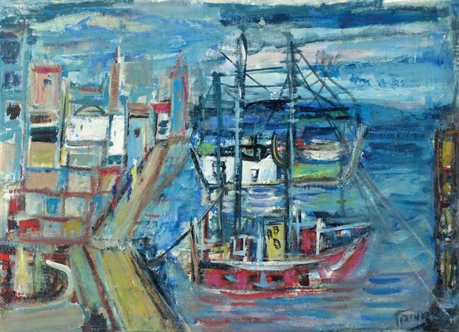 boats by pinchas abramovich