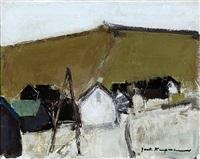 faroe landscape by jack kampmann
