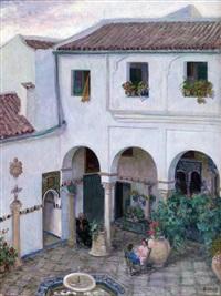 casa de los artistas by alfonso grosso y sánchez