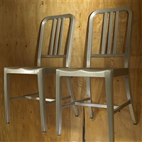 side chairs (set of 4) by goodform