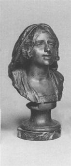 ritratto di zingara by rocco milanesi