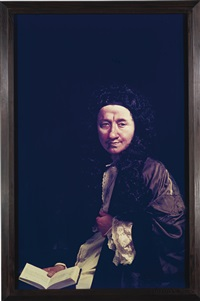untitled #218 by cindy sherman