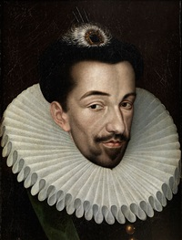 portraitbildnis henry iii (1551 - 1589) by françois quesnel