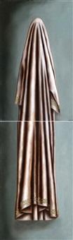 joseph's coat (diptych) by fatima abu rumi