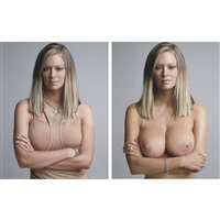 jenna jameson (clothed/nude, in 2 parts) by timothy greenfield-sanders
