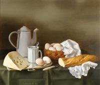 breakfast by boris leifer