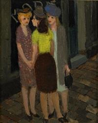 tre kvinnor by pelle aberg