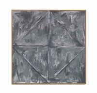 jasper johns (disappearance ii, 1961) by richard pettibone