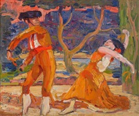 spansk dans by gösta von hennigs