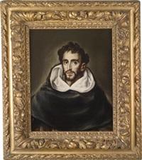 porträt des fray hortensio felix paravicino by el greco