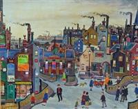 street scene by alan tortice