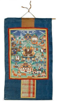 thanka by anonymous-sino-tibetan