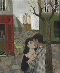 kyssen by pelle aberg