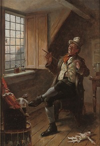 the puppeteer by james devine aylward