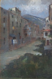 borgo ligure by ghigo tommasi