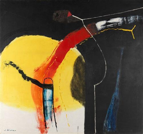 arco giallo con intervento by nino aimone