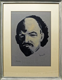 lenin by jacob kramer