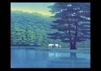 fresh and music (2 works) by kazuaki tomiya