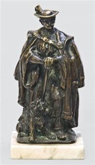 pásztor kutyájával by gyula (julius) maugsch