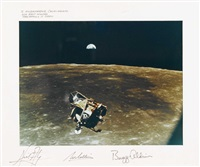 apollo 11, mondlandung by neil armstrong