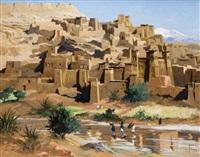 kasbah d'aït ben haddou by max flegier
