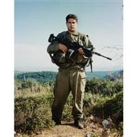 tamir, golani brigade, elyacim, israel, may 26 1999 by rineke dijkstra