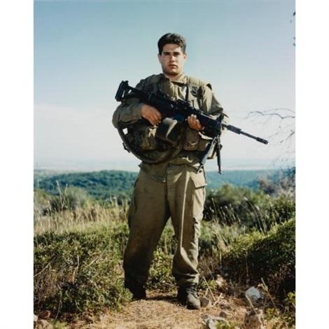 tamir golani brigade elyacim israel may 26 1999 by rineke dijkstra