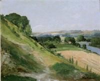 la vallée de l'oise by serge kislakoff