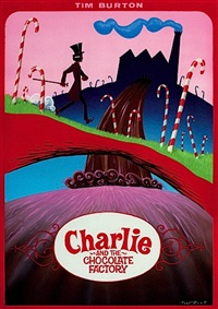 charlie et la chocolaterie (for ciné live) by turf