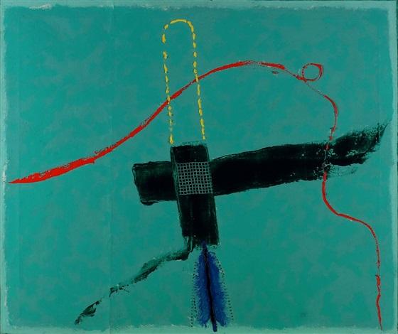 croce nel vento by nino aimone