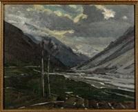 forno alpi graie by giuseppe sobrile