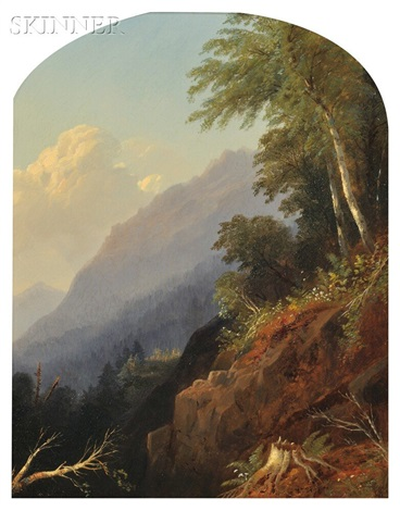catskill scenery by alfred thompson bricher