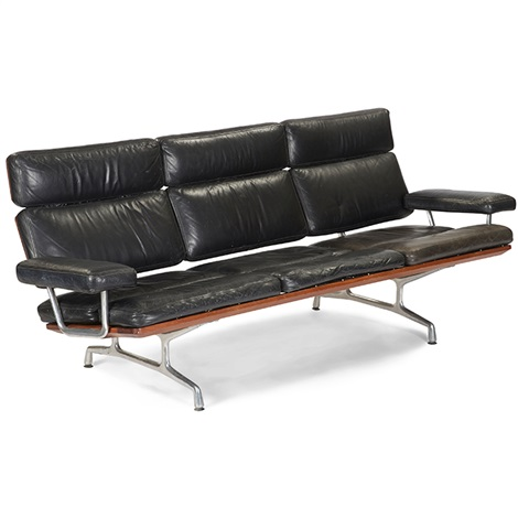 Outstanding Sofa By Evans Products And Charles And Ray Eames On Artnet Dailytribune Chair Design For Home Dailytribuneorg