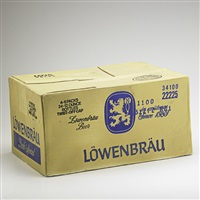 lowenbrau box by victor spinski