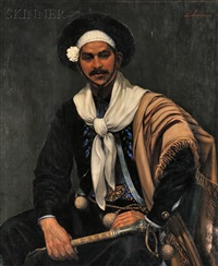 el gaucho by carlos aliseris