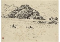 sea by ryuzaburo umehara