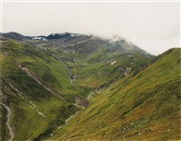 furkapass by andreas gursky