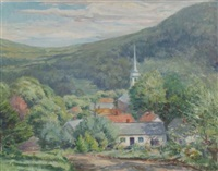 grafton vermont by j. winthrop andrews
