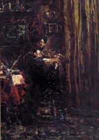 il violinista by luca postiglione