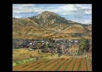 soshu landscape by kinoshita yoshinori