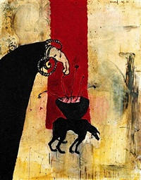 le chien et le bélier by emmanuelle renard