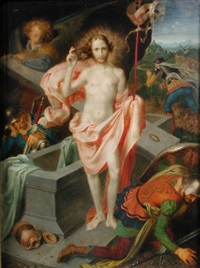 the resurrection by theodor baierl